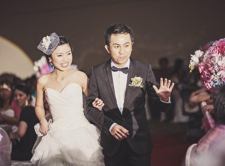 Eunice & Wei Seong