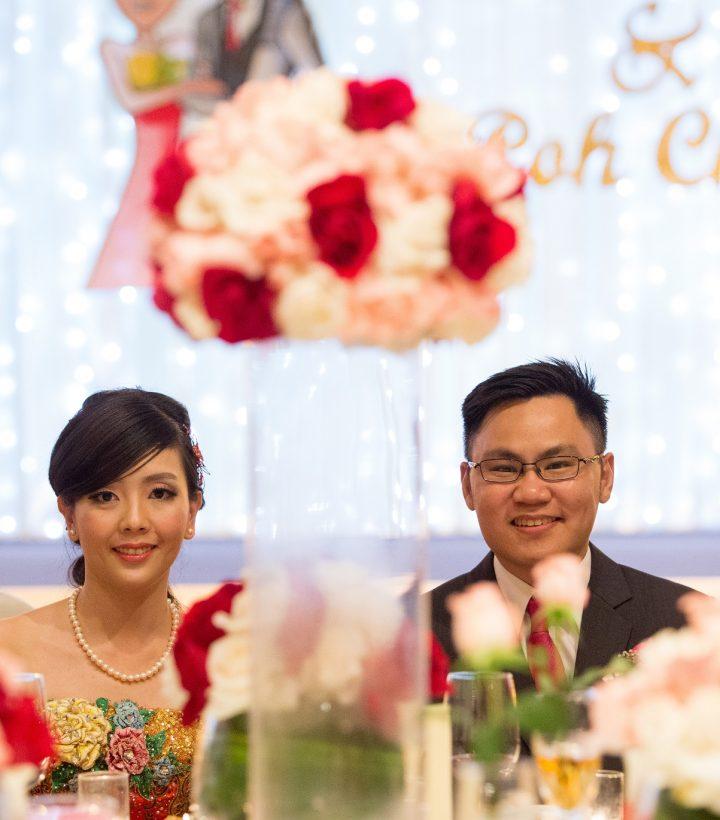 Wan Zhung and Poh Choo