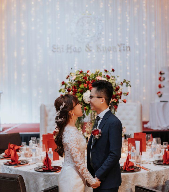 Kuan Yin and Shi Hao